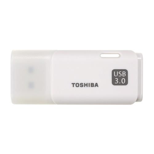 цена на Флешка USB TOSHIBA Hayabusa U301 32Гб, USB3.0, белый [thn-u301w0320e4]