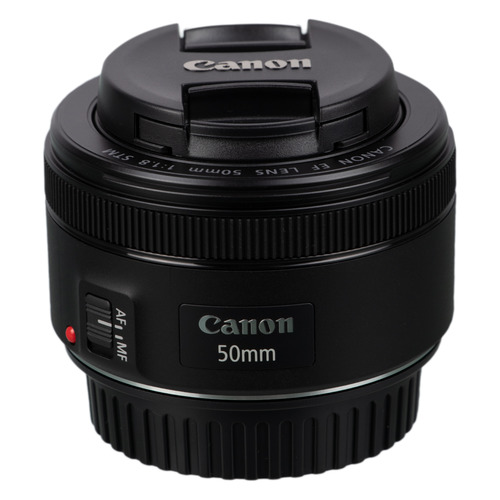 Объектив CANON 50mm f/1.8 EF STM, Canon EF [0570c005] объектив canon ef 50 mm f 1 8 stm