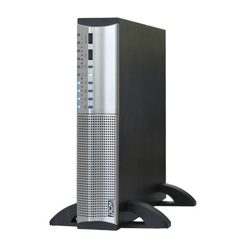 ИБП POWERCOM Smart King RT SRT-1500A, 1500ВA источник бесперебойного питания powercom srt 1500a smart king rt 1440va 1008w rs232 usb avr rackmount tower