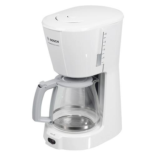 Кофеварка Bosch TKA3A031, капельная, белый