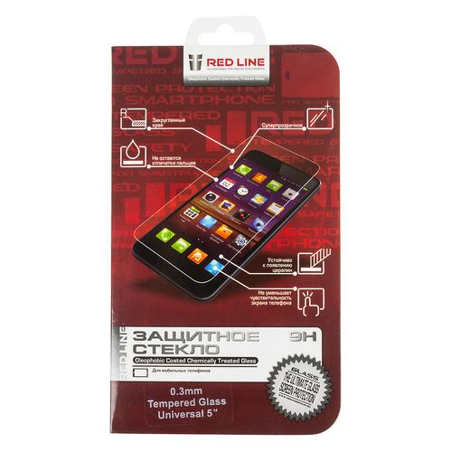 Защитное стекло для экрана REDLINE для смартфонов 5
