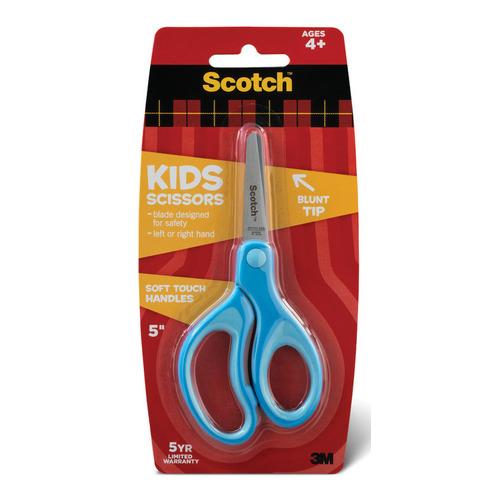 Фото - Упаковка ножниц 3M 7000043151 1442B детские, 120мм, нержавеющая сталь, блистер 6 шт./кор. упаковка ножниц maped 463010 детские 24 шт кор