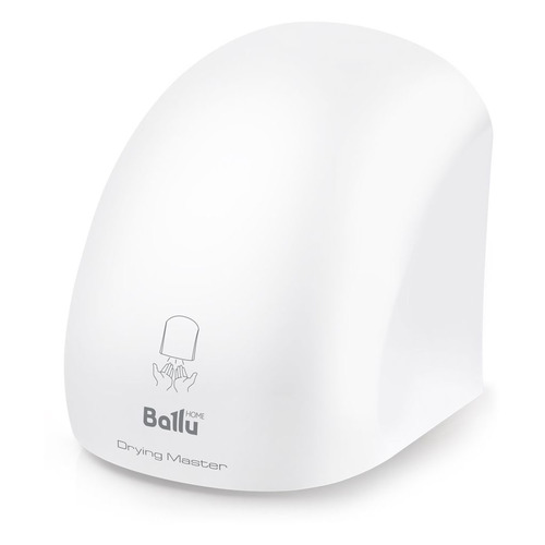 Сушилка для рук BALLU BAHD-2000DM, белый сушилка rix rxd 125 белый