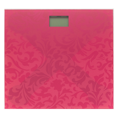 Напольные весы SINBO SBS 4430, до 150кг, цвет: красный цены