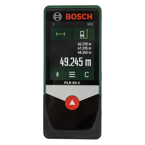 цена на Лазерный дальномер BOSCH PLR 50 C [0603672220]