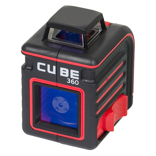 Лазерный нивелир ADA Cube 360 Basic Edition [а00443] лазерный уровень нивелир ada phantom 2d set