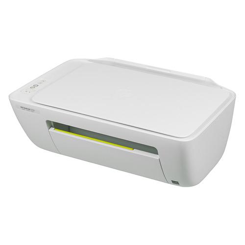 Фото - МФУ струйный HP DeskJet 2130, A4, цветной, струйный, белый [k7n77c] мфу струйный hp smart tank 515 aio a4 цветной струйный черный [1tj09a]