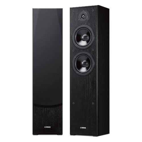 Фото - Акустическая система YAMAHA NS-F51, 2.0, черный сетевой аудиоплеер yamaha