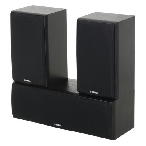 Фото - Центральная и тыловые колонки YAMAHA NS-P51, черный сетевой аудиоплеер onkyo ns 6170