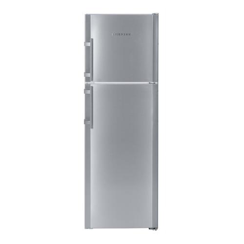 лучшая цена Холодильник LIEBHERR CTPesf 3316, двухкамерный, нержавеющая сталь