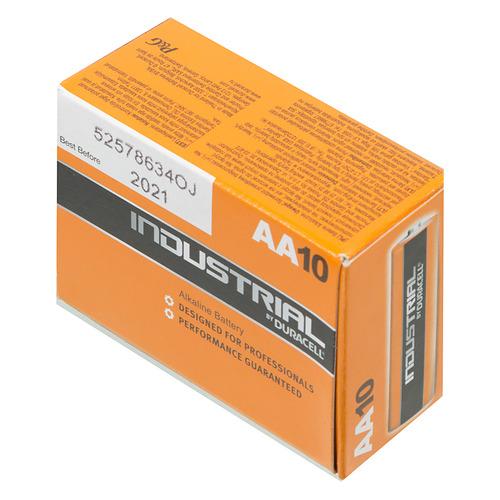 цена на AA Батарейка DURACELL Industrial LR6-10BL MN1500, 10 шт.