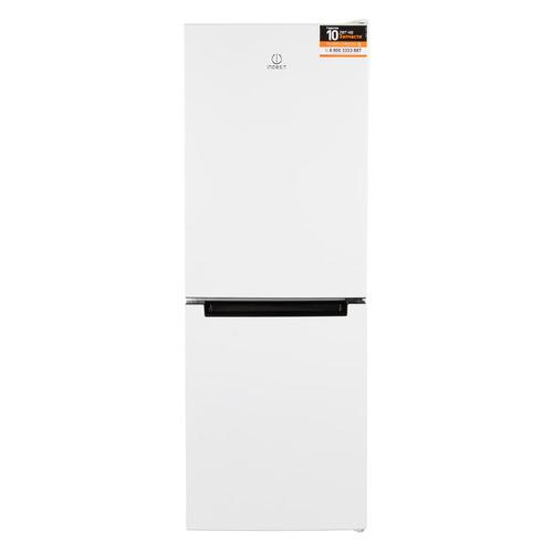 лучшая цена Холодильник INDESIT DF 4160 W, двухкамерный, белый