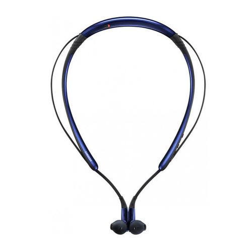 Наушники с микрофоном SAMSUNG Level U, Bluetooth, вкладыши, синий/черный [eo-bg920bbegru] EO-BG920BBEGRU
