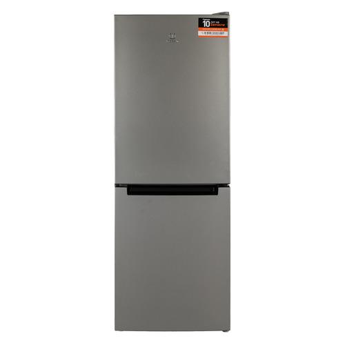 Фото - Холодильник INDESIT DFE 4160 S, двухкамерный, серебристый холодильник indesit dfe 4160 s