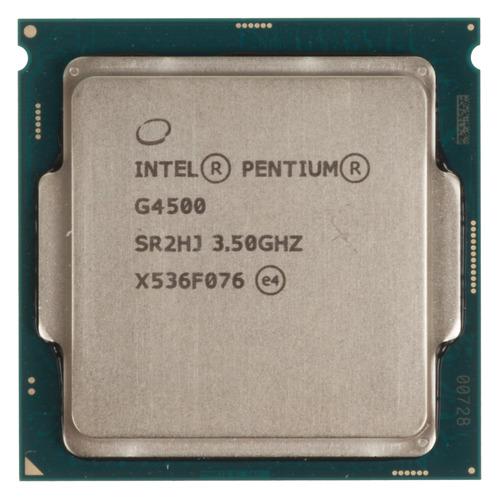 цена на Процессор INTEL Pentium Dual-Core G4500, LGA 1151, OEM [cm8066201927319s r2hj]