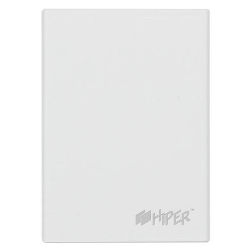 Внешний аккумулятор (Power Bank) HIPER RP10000, 10000мAч, белый [rp10000 white] цены онлайн