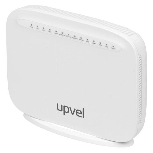 Беспроводной роутер UPVEL UR-835VCU, ADSL2+ цена и фото