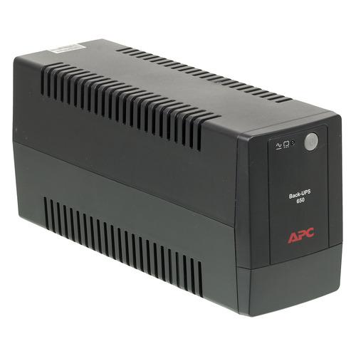 цена на ИБП APC Back-UPS Pro BX650LI-GR, 650ВA