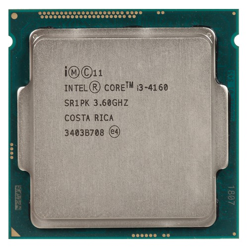Процессор INTEL Core i3 4160, LGA 1150 OEM