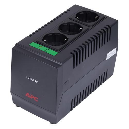 Стабилизатор напряжения APC Line-R LS1000-RS цена 2017