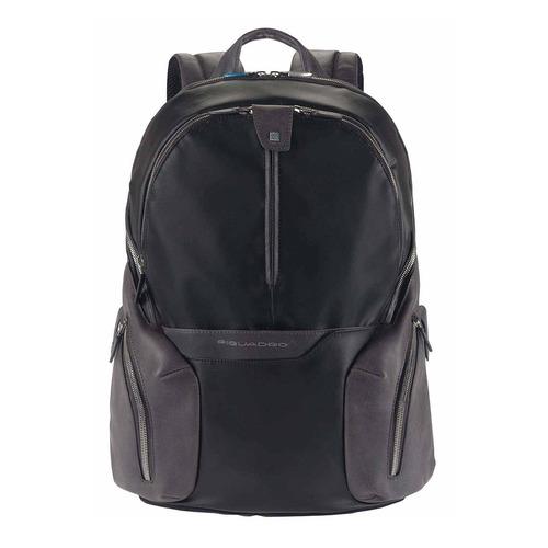 Рюкзак унисекс Piquadro Coleos CA2943OS/N черный натур./искуст. кожа рюкзаки piquadro ca2943os n
