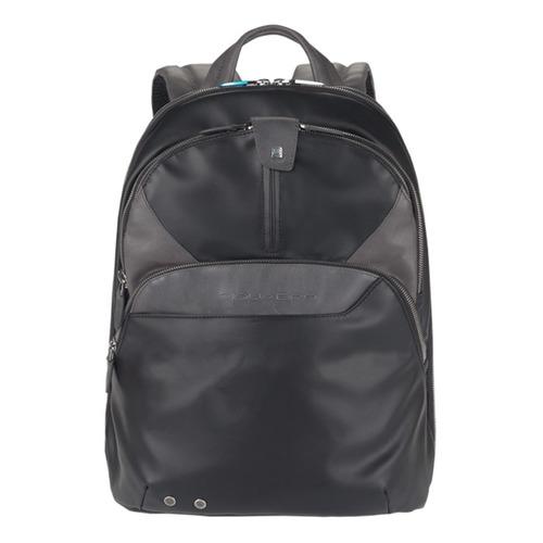 Рюкзак унисекс Piquadro Coleos CA2944OS/N черный натур./искуст. кожа цена и фото