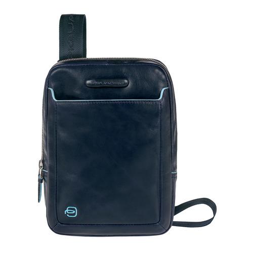 Сумка Piquadro Blue Square CA3084B2/BLU2 синий натур.кожа цена и фото