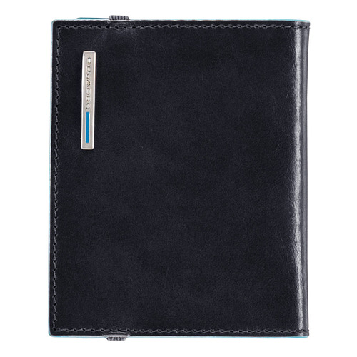Чехол для кредитных карт Piquadro Blue Square PP1395B2/BLU2 темно-синий натур.кожа цена и фото