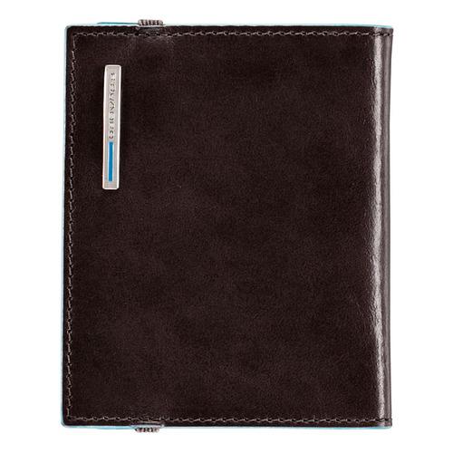 Чехол для кредитных карт Piquadro Blue Square PP1395B2/MO коричневый натур.кожа чехол для кредитных карт piquadro pulse pu1243p15s blu2 синий натур кожа