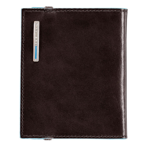 Чехол для кредитных карт Piquadro Blue Square PP1395B2/MO коричневый натур.кожа цена и фото