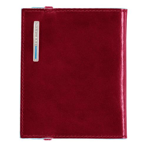 Чехол для кредитных карт Piquadro Blue Square PP1395B2/R красный натур.кожа цена и фото