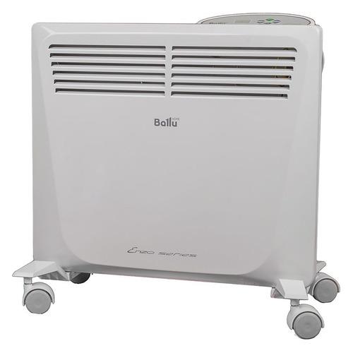 Конвектор BALLU Enzo BEC/EZER-1000, 1000Вт, белый [нс-1055662]