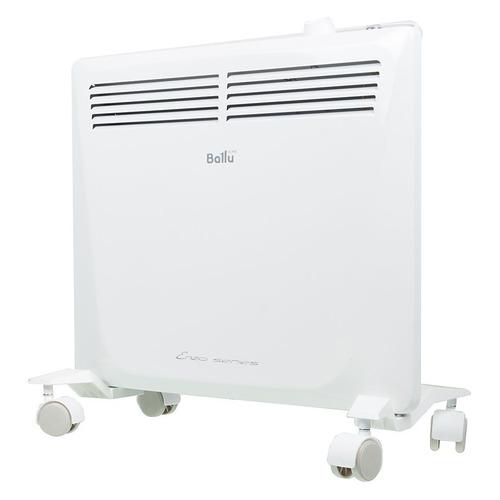 Конвектор BALLU Enzo BEC/EZMR-500, 500Вт, белый [нс-1055661] биметаллический радиатор rifar рифар b 500 нп 10 сек лев кол во секций 10 мощность вт 2040 подключение левое