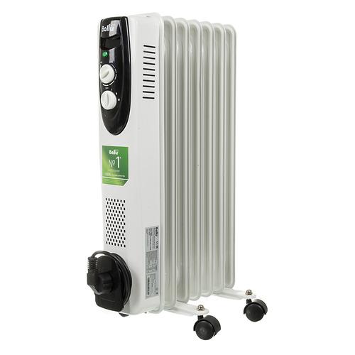 Масляный радиатор Ballu Classic BOH/CL-07WRN, 1500Вт, белый [нс-1050876] недорого