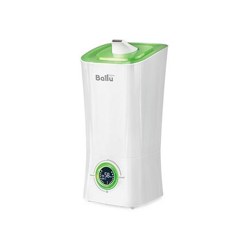 Увлажнитель воздуха BALLU UHB-205, белый / зеленый ультразвуковой увлажнитель воздуха ballu uhb 205 белый фиолетовый