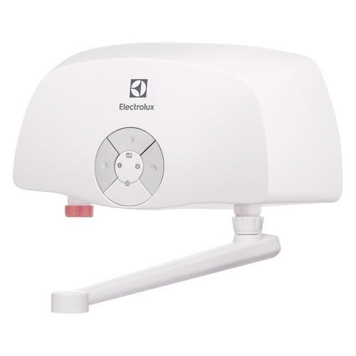 Водонагреватель ELECTROLUX Smartfix 2.0 T, проточный, 3.5кВт, кран [smartfix 2.0 t (3,5 kw) - кран] все цены