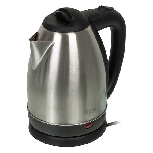 Чайник электрический SINBO SK 7334, 2200Вт, серебристый цена и фото