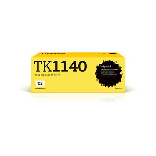 Картридж T2 TC-K1140, TK-1140, черный картридж t2 cb324he 178xl ic h324