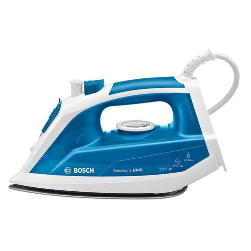 Утюг BOSCH TDA1023010, 2300Вт, белый/ синий