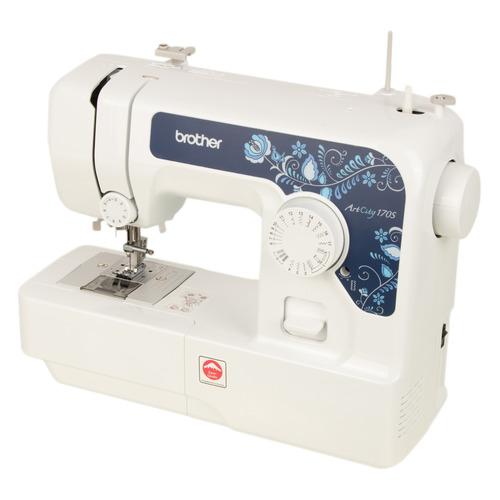 Фото - Швейная машина BROTHER ArtCity 170S белый [artcity170s] швейная машина brother artcity 170s бело синий