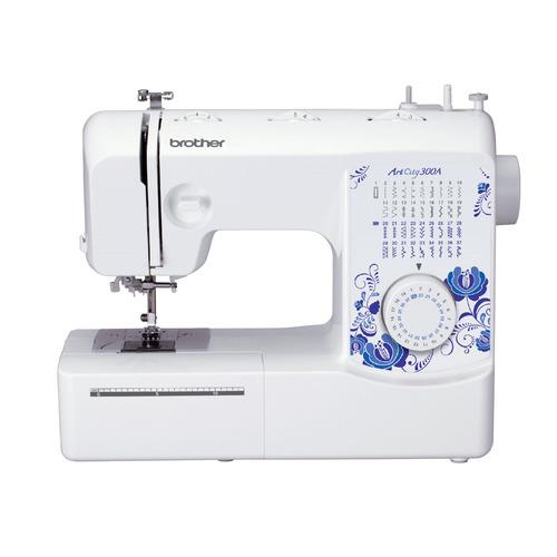 цена на Швейная машина BROTHER ArtCity 300A белый [artcity300a]
