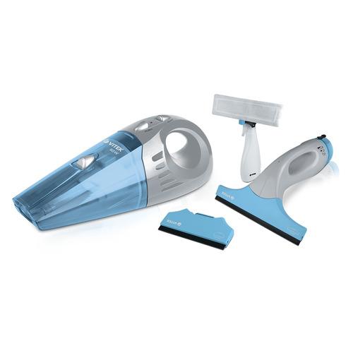 Ручной пылесос VITEK VT-1811 B, 100Вт, синий/серый стоимость