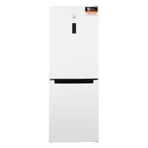 лучшая цена Холодильник INDESIT DF 5160 W, двухкамерный, белый