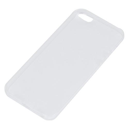 Чехол (клип-кейс) REDLINE iBox Crystal, для Apple iPhone 5/5s/SE, прозрачный [ут000007224] стоимость