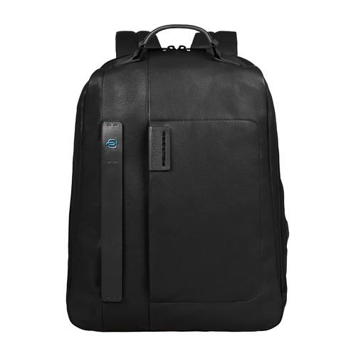 Рюкзак унисекс Piquadro Pulse CA3349P15/N черный натур.кожа цена и фото