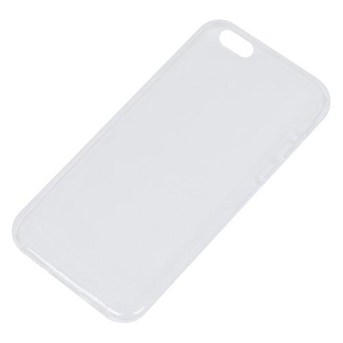 Чехол (клип-кейс) REDLINE iBox Crystal, для Apple iPhone 6/6S, прозрачный [ут000007225] цена и фото