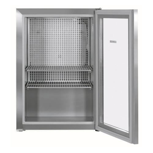 лучшая цена Холодильник LIEBHERR CMes 502, однокамерный, нержавеющая сталь