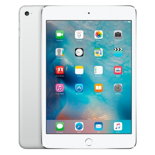 все цены на Планшет APPLE iPad mini 4 128Gb Wi-Fi MK9P2RU/A, 2GB, 128GB, iOS серебристый