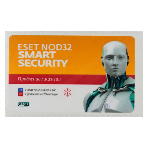 ПО Eset NOD32 Smart Security - лиц на 1год или прод на 20мес 3 ПК Card (NOD32-ESS-2012RN(CARD)-1-1) 200pcs fm4428 iso7816 contact ic card contact smart card for social security