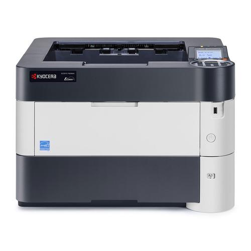 Фото - Принтер лазерный KYOCERA P4040DN лазерный, цвет: белый [1102p73nl0] принтер kyocera p2040dw лазерный